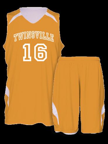 A4 Double Double Reversible Jersey & Short