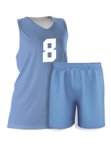 Alleson Double Ply Reversible Jersey & Short 2