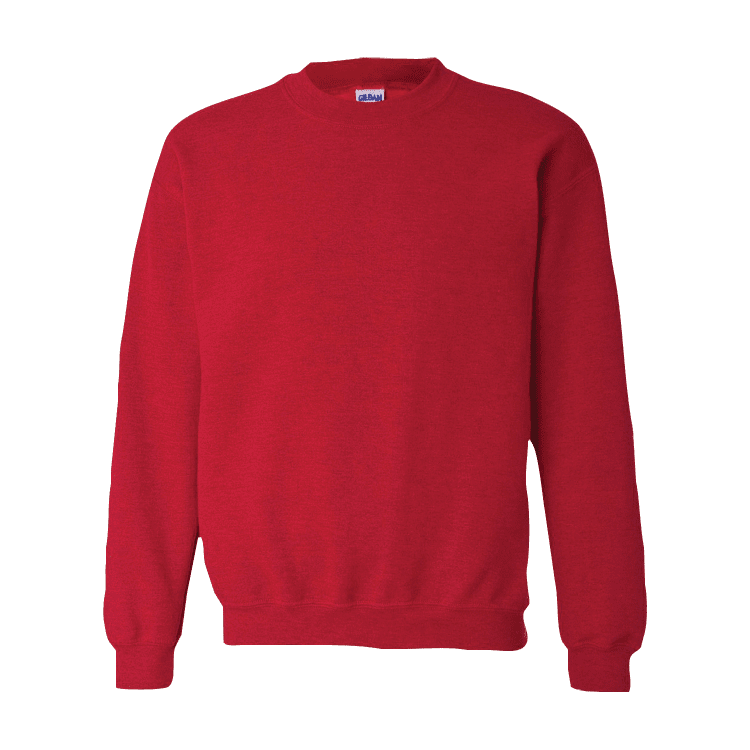 Basic Heavyweight Crewneck-1