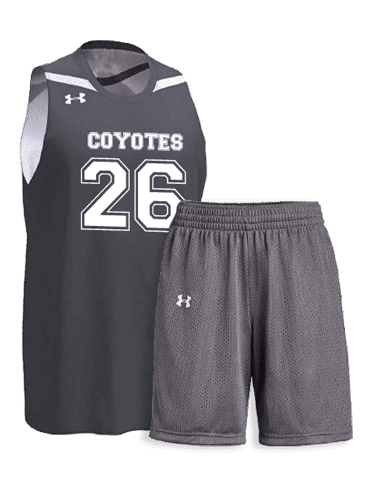 UA Women's Clutch 2 Reversible Jersey & Short