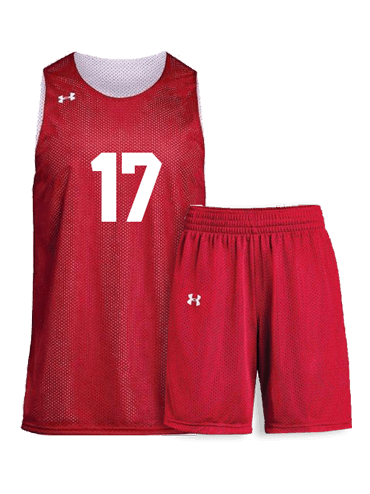UA Women's Triple Double Reversible Jersey & Short