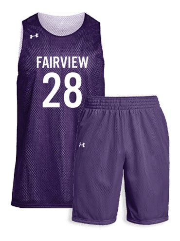 Under Armour Triple Double Reversible Jersey & Short