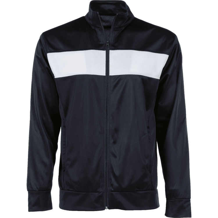 Warm Up Jacket-1