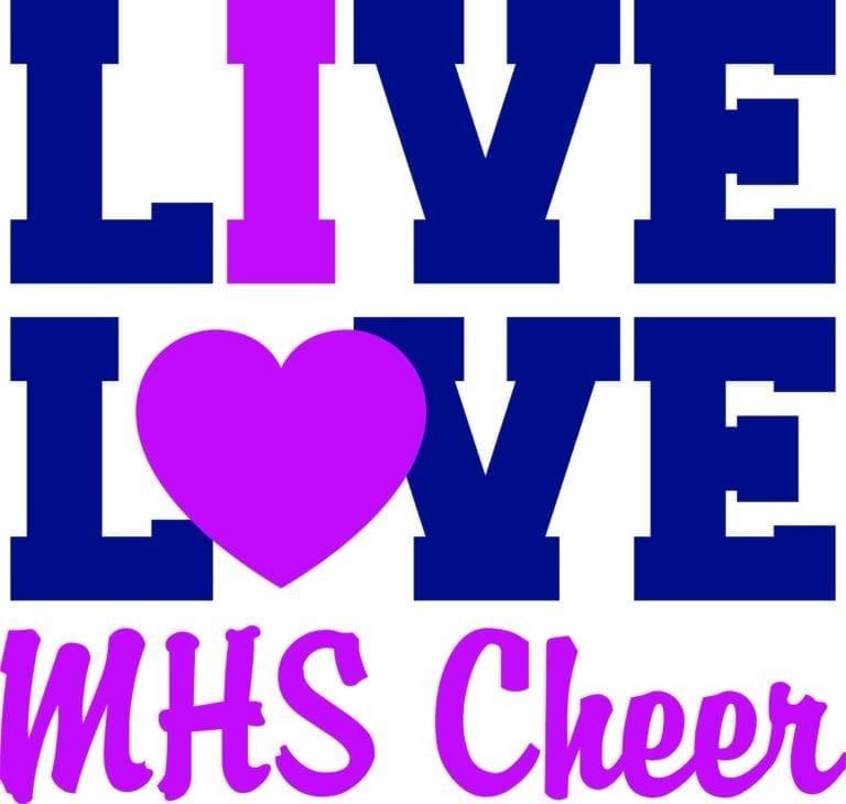 Love Love MHS Cheer