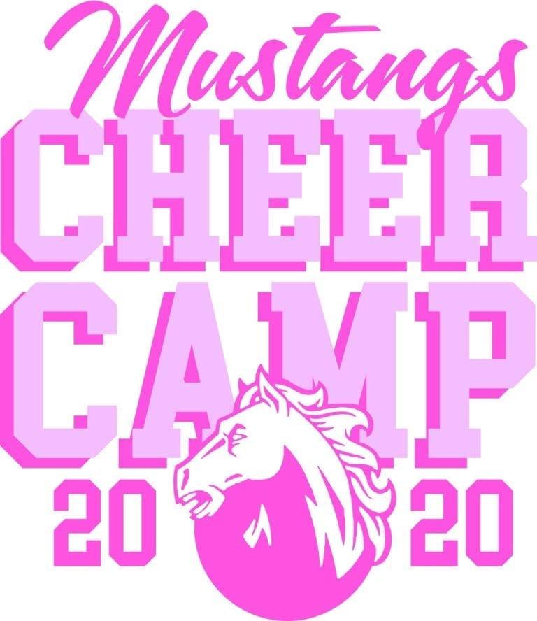 Mustangs Cheer Camp