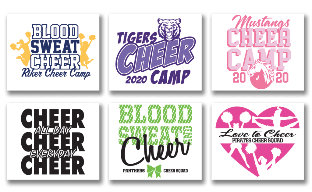 Cheer Designs