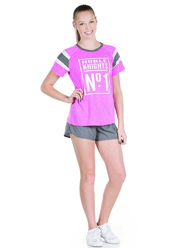 Ladies Fanatic Tee & Wayfarer Shorts