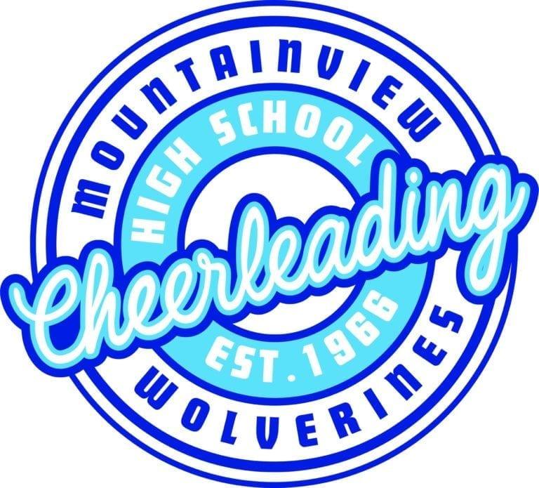 Mountainview High School Cheerleading Wolverines