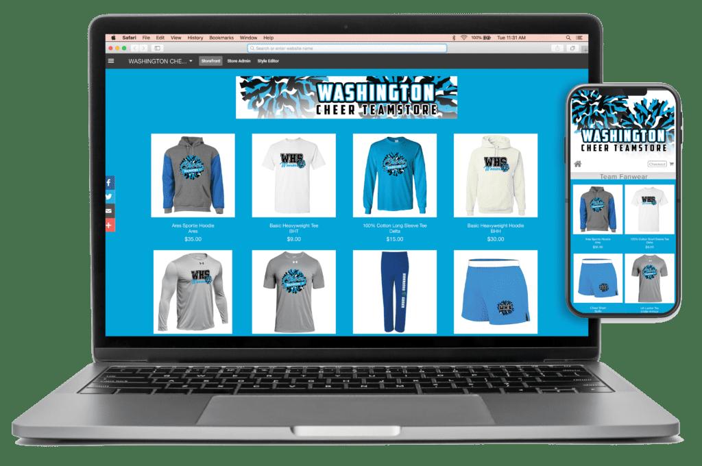 Cheer Team Store