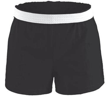 Black Soffe Short