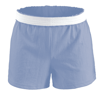 Light Blue Soffe Short