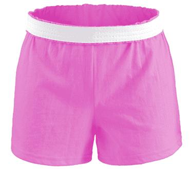 Pink Soffe Short