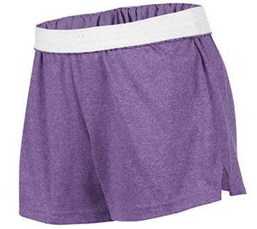Purple Heather Soffe Short