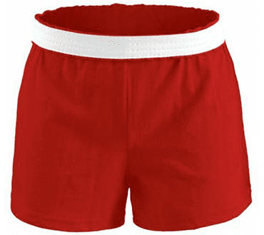 Red Soffe Short