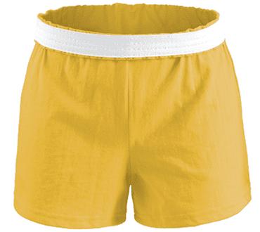 Yellow Soffe Short