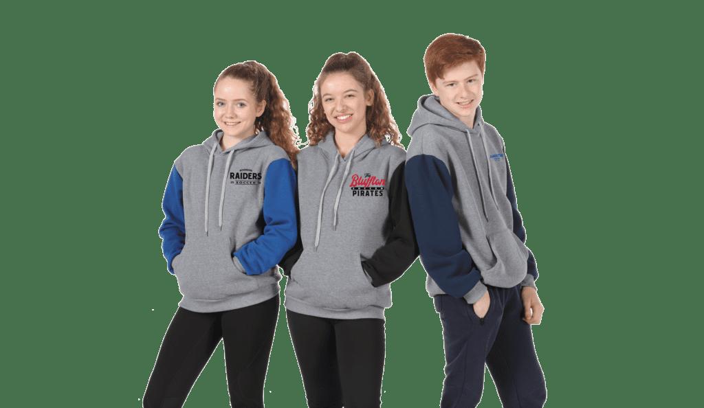 custom hoodies from ARES Sportswear